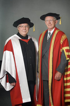 Monash awards honorary doctorate for outstanding contribution to