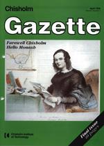 Chisholm Gazette April 1990