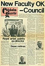 Chisholm Gazette March 1984
