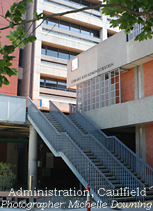 Administration building, Caulfield